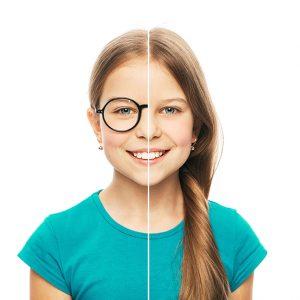 Brillen voor naast Contactlenzen